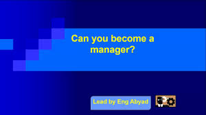 02 Can You Become A Manager Learn Management Af Soomaali Youtube