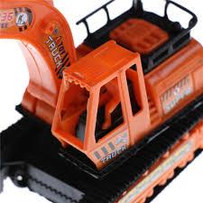 Developmental Baby Toys Baby <b>Plastic Excavator</b> Model High ...