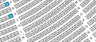 Benedum Center Orchestra Seating Chart Straz Center Seating Chart Unique Benedum Seating Chart