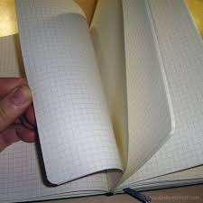 Moleskine Squared Notebooks Filled With Graph Paper Great For Note