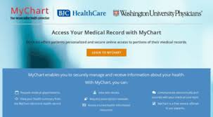 Mybjc Chart Welcome To Mybjc Org Mychart Bjc Healthcare Washington