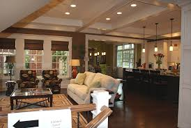 New Open Floor Plan Decor Gallery Design Ideas