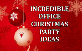 office christmas theme. Make Your Office Christmas Party \ Theme A