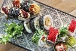 sushi panda turku lounas