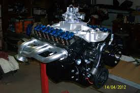 1997 vortec block 350 5.7L and 1995 intake and Holley TBI ...