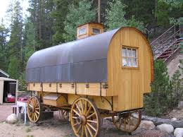 Small Picture Sheep wagon style camping trailer Compact Camping Pinterest