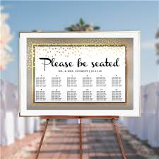 Digital Seating Chart Wedding Gallery