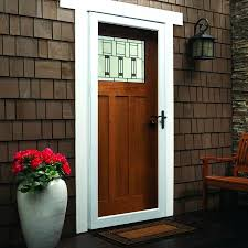 aluminum screen door. 32x80 Storm Door Screen 32 X 80 Aluminum Doors Glass . A