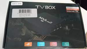 Tv Box Android 10.0 1GB + 8GB - Mega Loja Prime