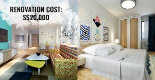 How To Renovate Bto Flats Under S 20 000 S 630 Month For 3
