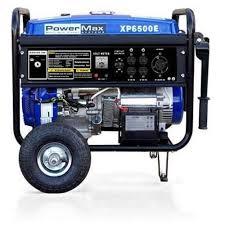 powermax xpe watt hp electric start gas generator product image