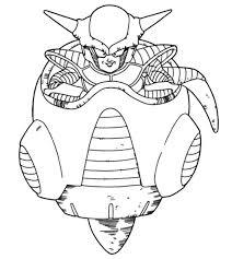 Disegni Da Colorare Dragon Ball Freezer Fredrotgans