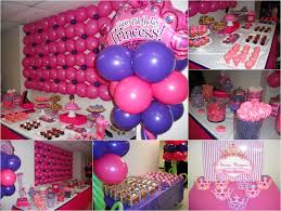 Princess Party Decoration Princess Party Balloon Decor Bunch Of Balloons Princess