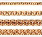 Плетение золотых цепей для женщин фото 89