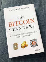 The bitcoin standard analyzes the historical context to the rise of bitcoin, the economic properties that have allowed it to grow quickly, and its likely economic, political, and social implications. The Bitcoin Standard Book Books Stationery Non Fiction On Carousell