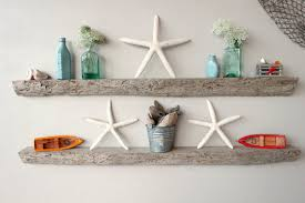Driftwood Floating Shelves Driftwood Floating Shelves For Bathroom And Ideal For Beach Themes 2