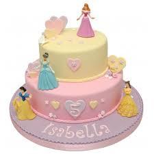 Disney Princess Birthday Cake 1