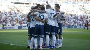 كوبا أمريكا  الأرجنتين إلى نصف النهائي الناري ضد البرازيل
