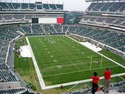 Lincoln Financial Center Philadelphia Seating Chart Lincoln Financial Field View From Upper Level 233 Vivid Seats