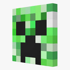 Transparent Minecraft Creeper Png ...