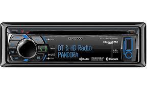 kenwood kdc bthd cd receiver at com kenwood kdc bt852hd front