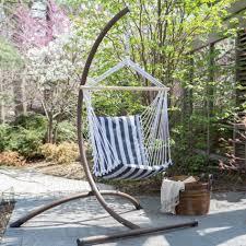 Furniture. Sturdy and Comfortable Garden Hammocks: Simple Garden ...