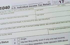 new irs announces 2018 tax rates