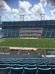 Jacksonville Jaguars 3d Seating Chart Tiaa Bank Field Interactive Football Seating Chart
