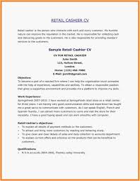 20 Most Effective Cashier Resume Template Free Resume