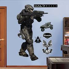 fathead halo noble six wall graphic