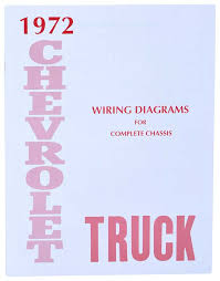 gm truck parts literature multimedia literature wiring 1972 truck wiring diagram