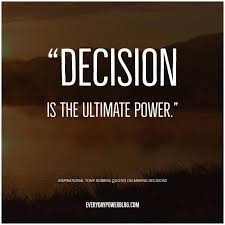 Decision Making Quotes Simple 48 Inspirational Tony Robbins Quotes On Making Decisions Making