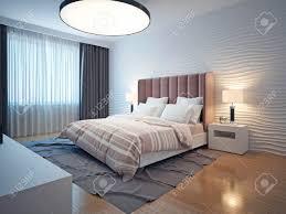 Modern Bedroom Light Light Tones Modern Bedroom Interior Bedroom With Brown Wood