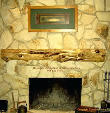 rustic wood fireplace mantels ideas canada wooden