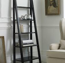 ... Large-size of Considerable Home Design Then Decorative Ladder Shelf  Decorative Wooden Ladder Shelf Imageof ...
