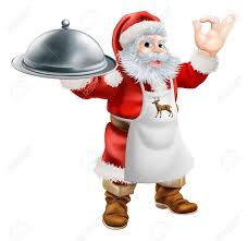 Image result for christmas dinner clipart images