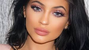 kylie jenner everyday night pink makeup look mini lip injection update missjessicharlow you