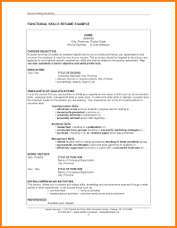 Skills And Abilities Resume Sample Resume Ideas