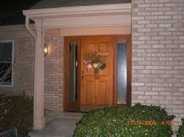 front door lightsOutside door lights