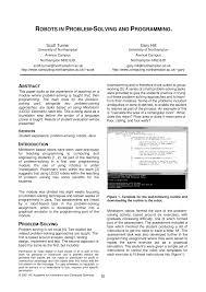 Problem Solving And Program Design In C 8th Edition Ebook Pdf Robots In Problem Solving And Programming
