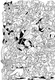 Small Picture colouring pages of cartoon characters Adultcartoonco