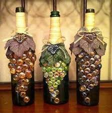 Creative Ways To Decorate Glass Bottles Repurposed Glass Bottles into Creative Decorations Recycled 2