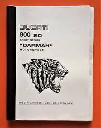 ducati darmah bevel owners manual june 1979 copy covers early later Stator Wiring Diagram at 1980 Ducati Darmah Wiring Diagram