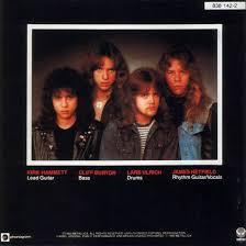 Metallica Hit The Lights Demo Metallica Kill Em All