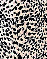 black leopard print gift wrap
