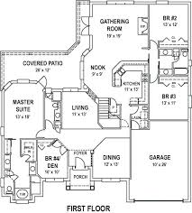 Open Floor Plans House 5 Bedroom 4 Bath Beach House Plan Alp Com Open Floor  Plan .