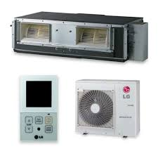 lg mini split. lg lh247hv - 24,000 btu 17 seer concealed duct mini split air conditioner heat pump 208-230v lg s