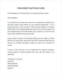 email cover letter internship high point cover letters for internship