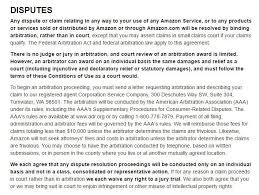 Disputes but will require that you report the county and state where this arbitration will take place. Arbitration Clause In Terms And Conditions Termsfeed