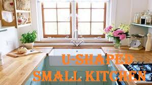 Small Kitchen U Shaped U Shaped Small Kitchen Designs Ideas Youtube